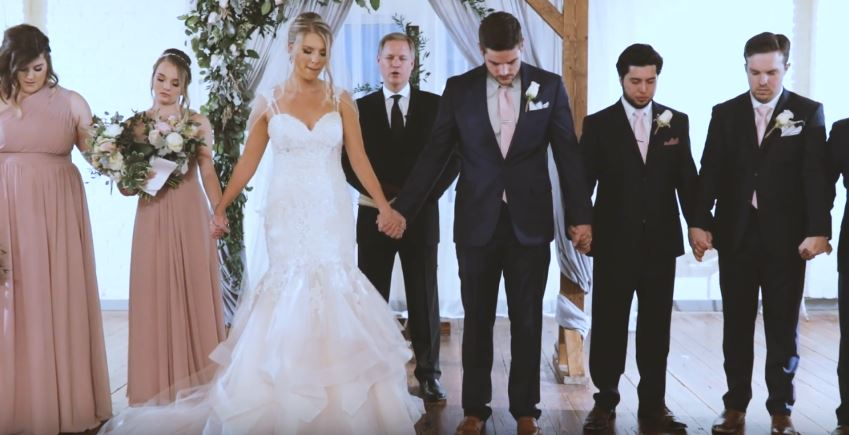 Sierra + Tyler Wedding Film